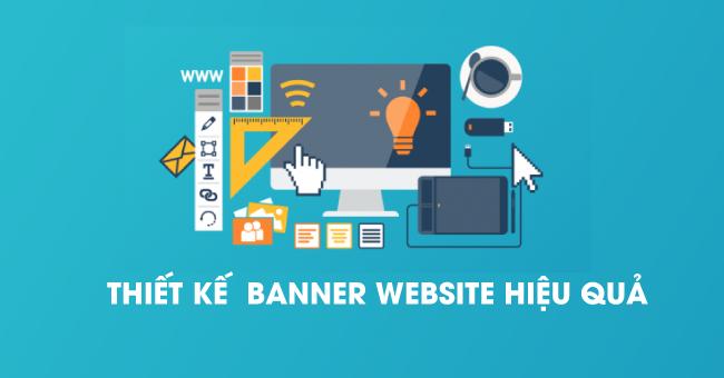 Thiết kế banner website: không đơn giản như bạn tưởng!