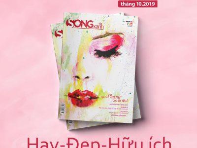 Thiết kế ấn phẩm 24h Sống Xanh – FS Design